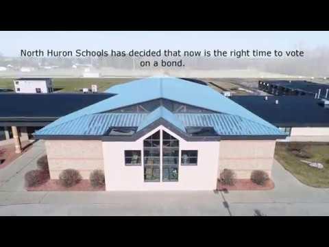 North Huron School Bond Proposal 2018