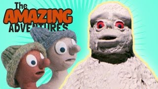 ABOMINABLE SNOWMAN | THE AMAZING ADVENTURES OF MORPH EP13