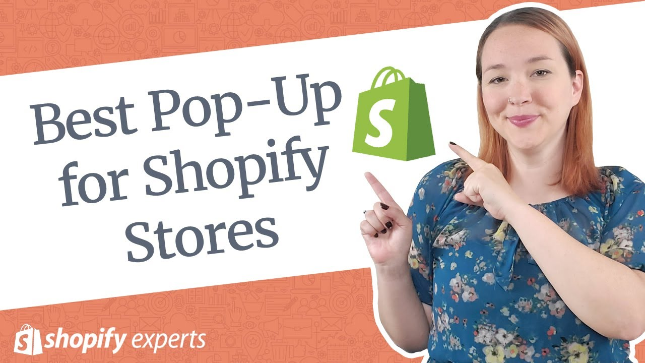 #1 Pop-up for Shopify | Start Growing your Email Newsletter List FAST!