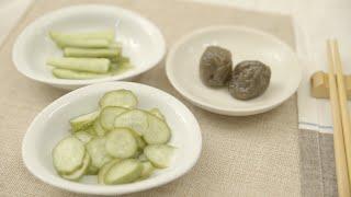 正確料理小黃瓜,吃好不吃毒 | 譚敦慈康健上菜