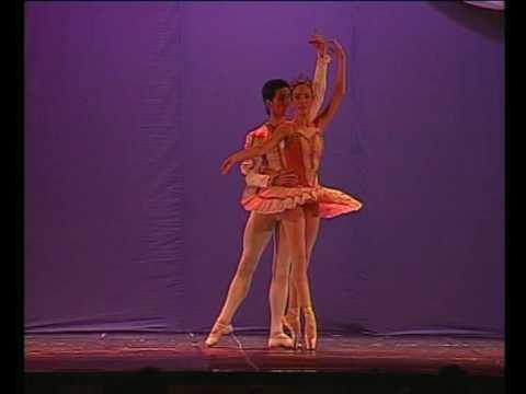 saggio di danza classica la bella addormentata passo a due