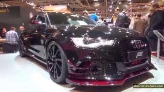 ABT Sportsline Audi RS6-R 2014 Videos