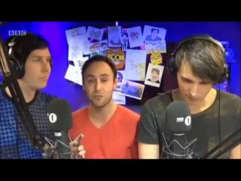 Dan and Phil radio show 20.04.14