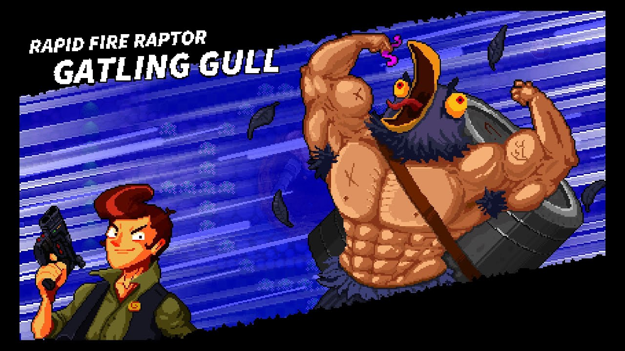 Gatling Gull - Official Enter the Gungeon Wiki