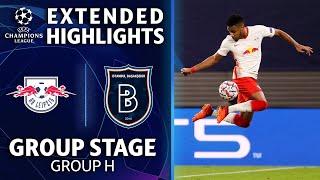RB Leipzig vs. Istanbul Basaksehir: Extended Highlights   UCL on CBS