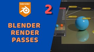 Blender - Render Katmanları ve Render Passes-2