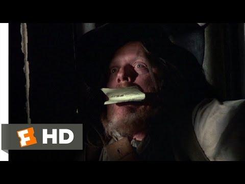 Young Guns (3/10) Movie CLIP - Bathroom Arrest (1988) HD
