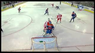 Jeff Petry Own Goal Against Detroit 3/15/13