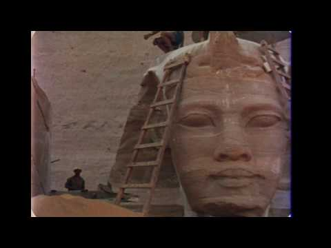 "UNESCO Archives Film Collection: ""The World Saves Abu Simbel"", 29', 1972."