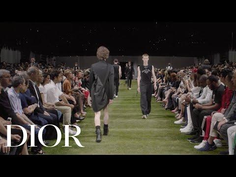 Dior Homme Summer 2018 Show - Best of