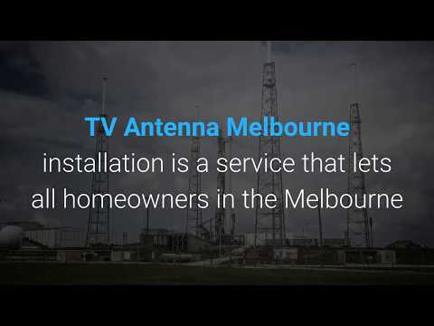 TV Antenna Melbourne Installation Overall Costs Explained