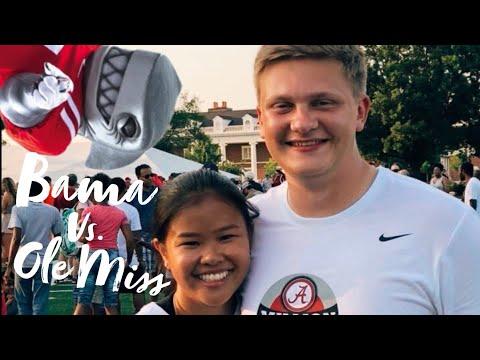 ALABAMA VS. OLE MISS (Pep Band)