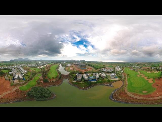 Prestige Golfshire | 360° View | Luxury Independent Villas in Devanahalli, Nandi Hills
