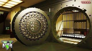 GTA 5 NextGen: The BIG HEIST - GTA 5 The Big One Campaign - The Biggest Bank Job GTA Campaign