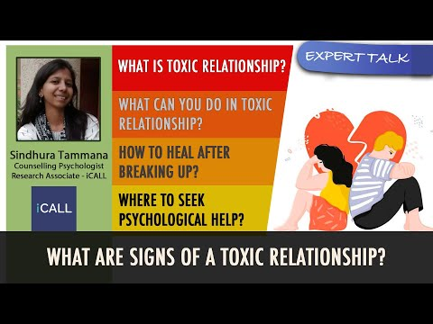 Signs Of Toxic Relationship | Post Breakup Tips | Free Mental Health Services iCALL