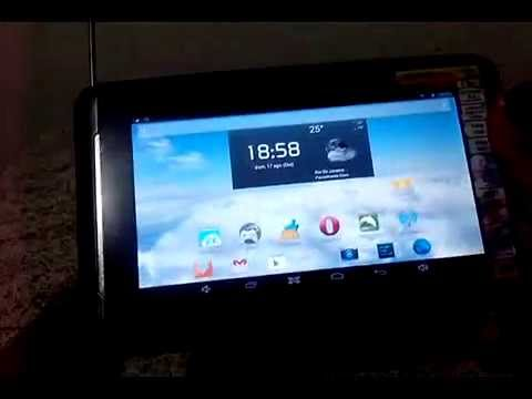 Review do tablet Genesis GT 7306 com o uso do modem 3G