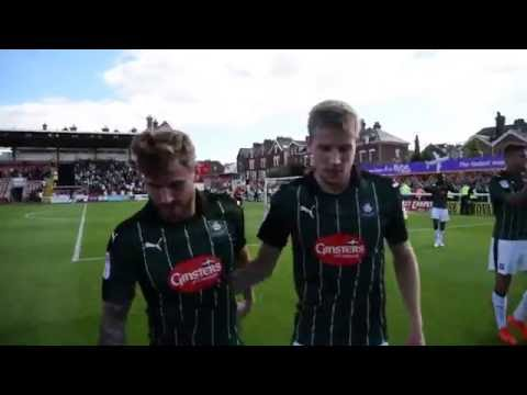 Matchday Moments - Exeter 0 Argyle 2