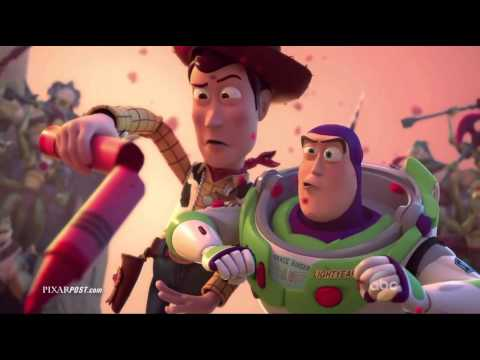Toy Story That Time Forgot Premiere Commercial 720p