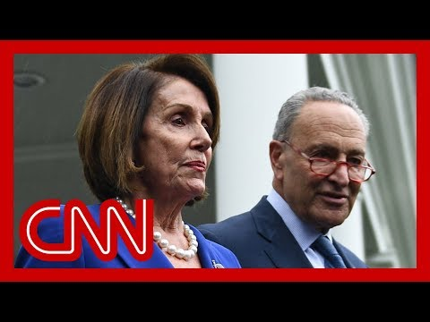 Nancy Pelosi: Trump had a meltdown in meeting