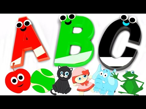Phonics Song  ABC Nursery Rhymes For Kids  Childrens Music s  kids tv alphabet songs