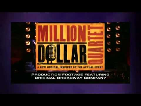 Million Dollar Quartet- Rockin' Las Vegas Show | Harrah's Las Vegas