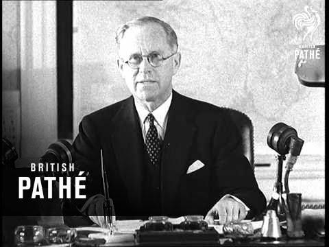 Mr Joseph P Kennedy Says Au Revior (1940)