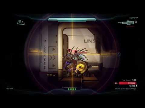 Killing a Hunter Elder with a DMR