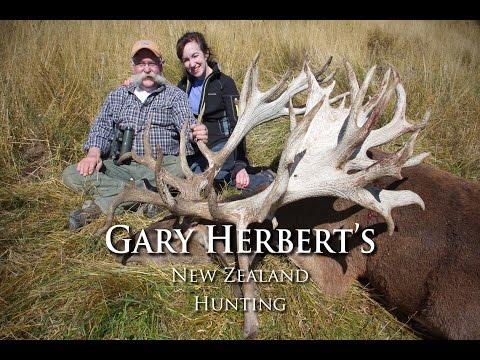 Gary Herbert's New Zealand Hunting