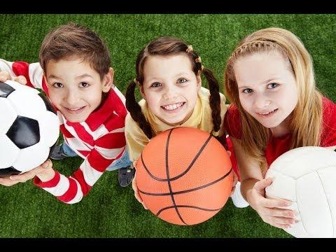 видео: Каким Видом Спорта Занять Ребенка?