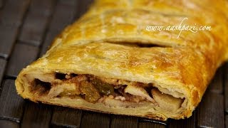 Apple Strudel (Pastry) Recipe