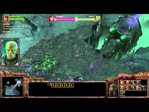 "Starcraft II: Heart of the Swarm Meisterung Erfolg ""Kontra-toss"""