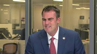 Gov. Stitt reflects on first 100 days