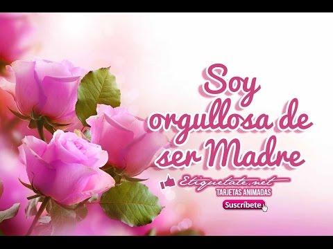 Soy orgullosa de ser Madre | Etiquetate.net