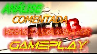 FIFA 13:GAMEPLAY/COMENTADA/ANÁLISE/VEGAS X ASSASSINATOR#