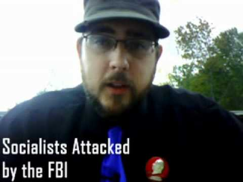 FRSO Socialists Attacked by FBI