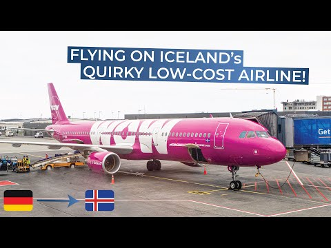 TRIPREPORT | Wow Air (ECONOMY) | Berlin Schönefeld - Reykjavik Keflavik | Airbus A321