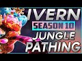 Top 3 Ivern Jungle Paths for Season 10 | League of Legends