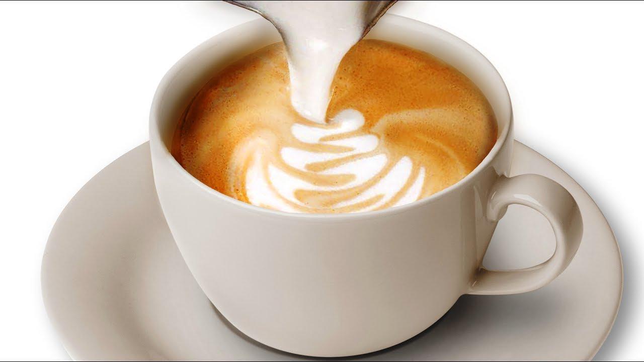 рецепты приготовления кофе и капучино в кофемашина