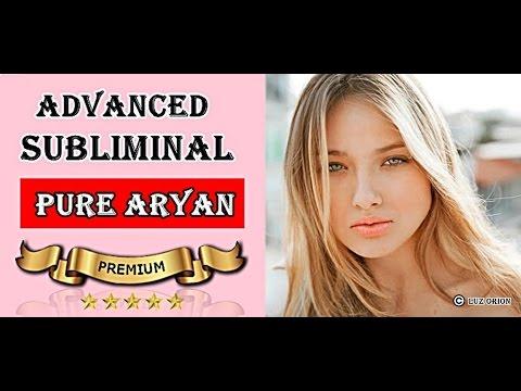 ➤ Pure aryan - Advanced Subliminal InnerTalk