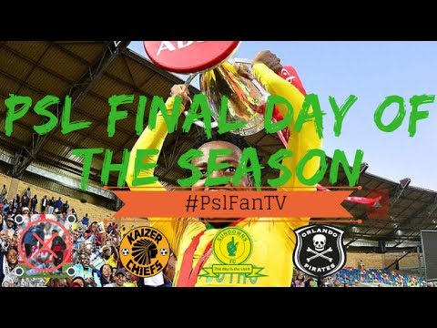 PSL Final Day Of The Season | Players & Fans Say Goodbye's | Khuzwayo is leaving chiefs