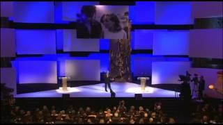 Download César 2008 - Hommage à Romy Schneider, par Alain Delon. Mp3 and Videos