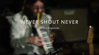 "Never Shout Never ""On the Brightside"" At Guitar Center"