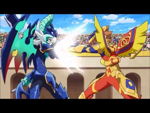 Puzzle & Dragons 「AMV」 Ace vs Lance