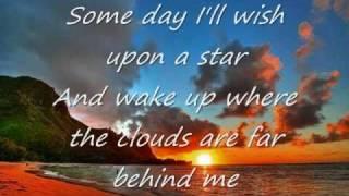 Aselin Debison somewhere over the rainbow Lyrics.mp3