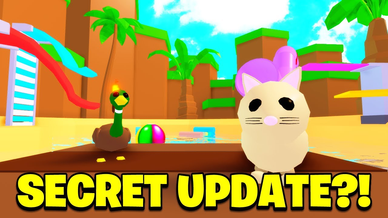NEW ROBLOX SECRET UPDATE FOR ISLAND LIFE!