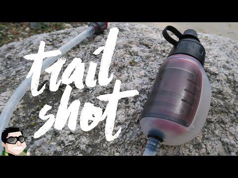New!! MSR Trailshot Personal Water Filter w/ Kristen