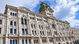 Trieste Walking Around The City