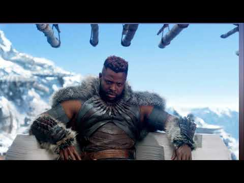 Black Panther's Winston Duke Is the Star You Should Be Watching