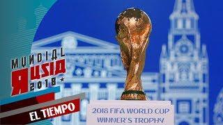 Arranca la Copa Mundial de Fútbol | EL TIEMPO | RUSIA18