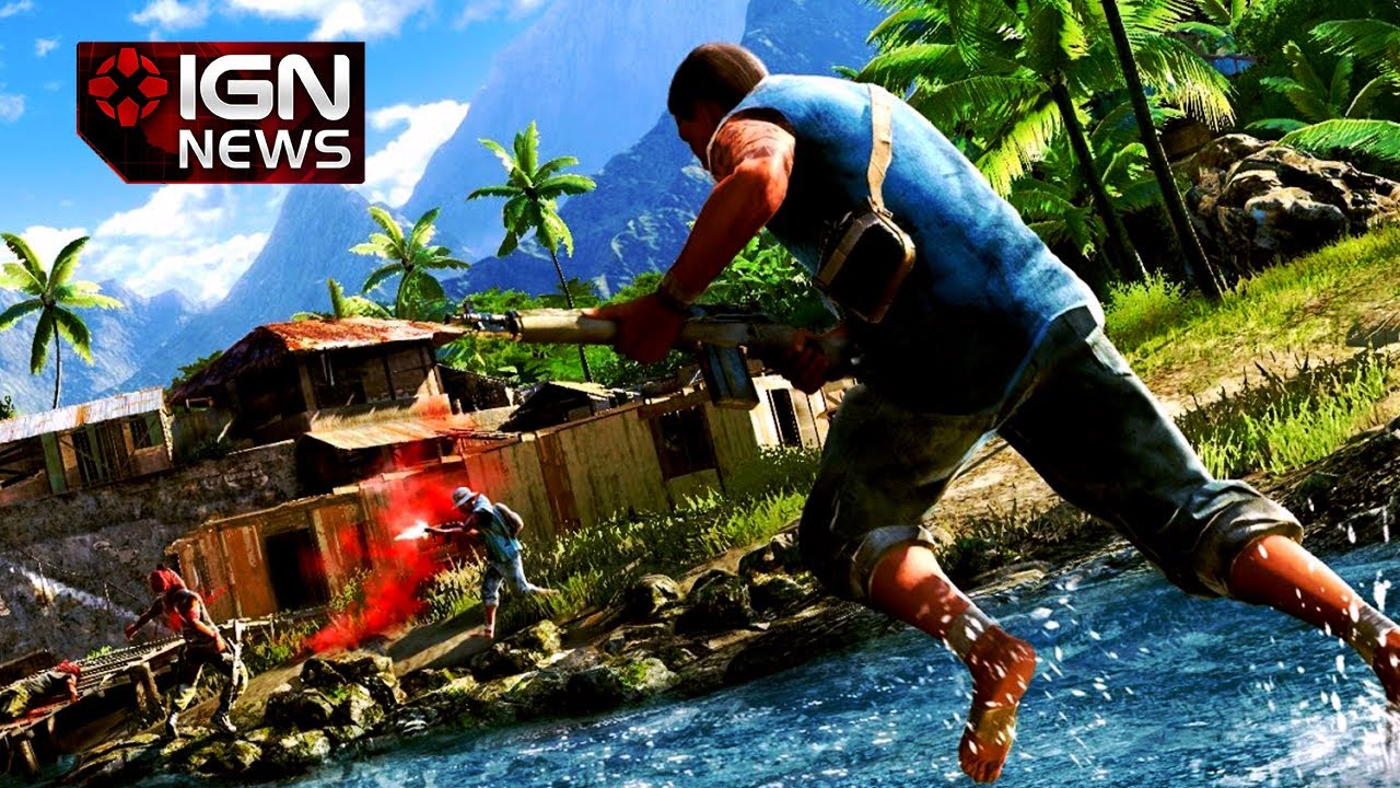 Play Far Cry 4 Co-op Even If You Don't Own the Game E3 2014 -IGN News